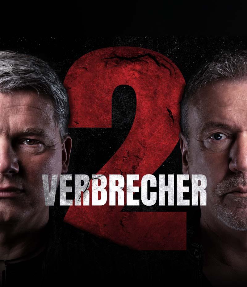 2 Verbrecher Cover